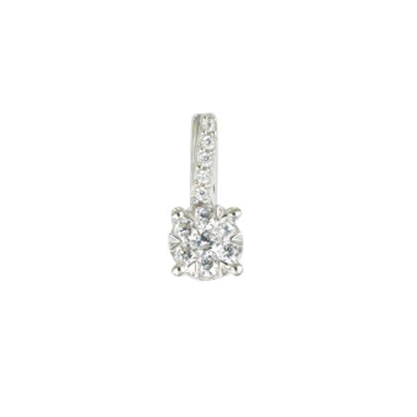 Přívěsek s diamanty GKW54613
