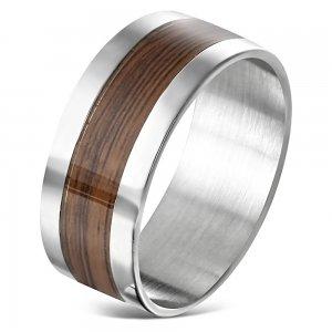 Ocelový prsten GVRR274