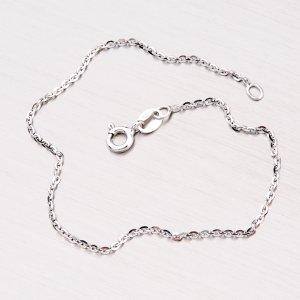 Stříbrný náramek - Anker FORZ-DSK-040-Rh