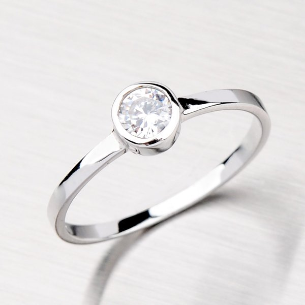 Prsten se zirkonem ZR09724