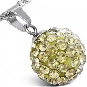 Kulička se žlutými krystalky GWPA155