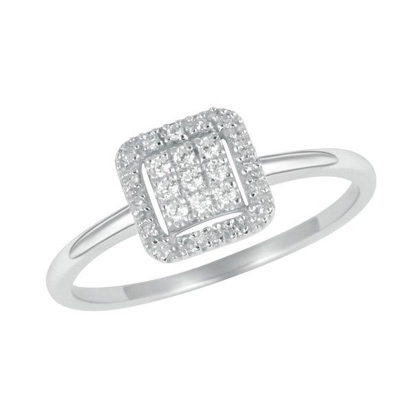 Dámský prsten s brilianty GKW47461