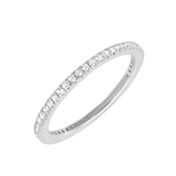 Dámský prsten s diamanty GKW43329