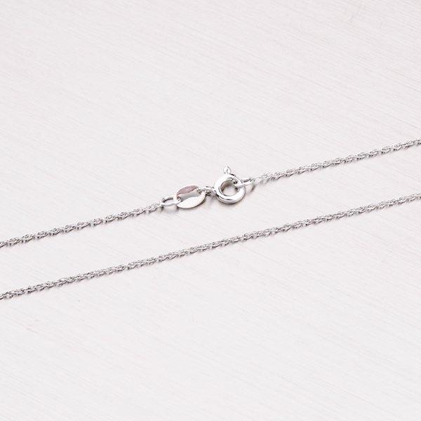 Stříbrný řetízek - lambáda GTDELS-018-Rh