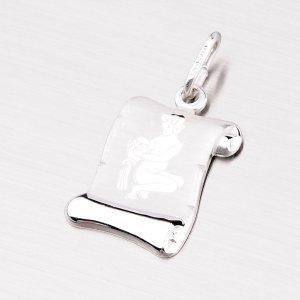Stříbrný přívěsek - Vodnář M5170-01