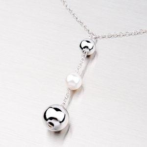 Stříbrný náhrdelník YNG5002
