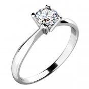 Zásnubní prsten se zirkonem ZP-10770