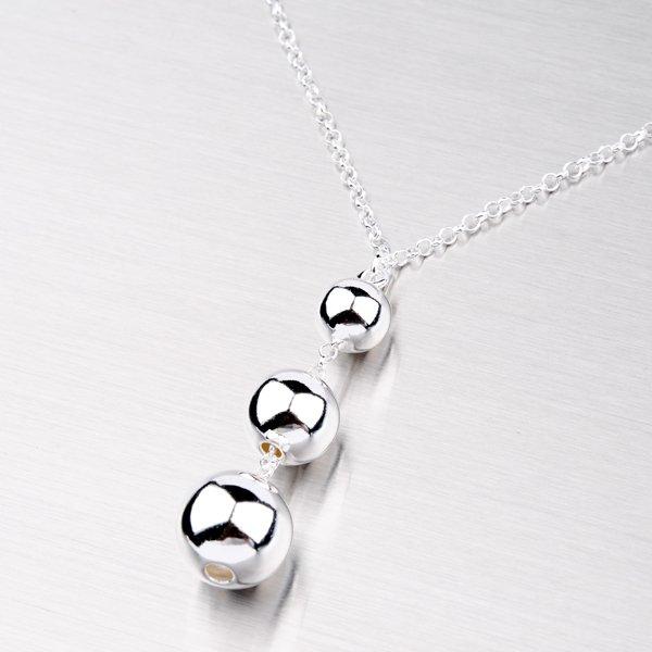 Stříbrný náhrdelník YNG5004