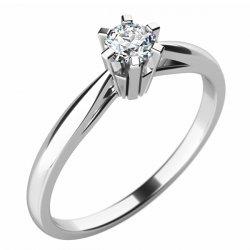 Zásnubní prsten se zirkonem ZP-10769