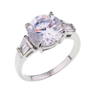 Prsten z chirurgické oceli 232704