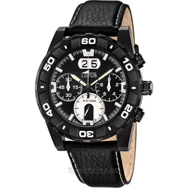4f9d528ed16e Lotus - Chrono Big Date L10117 1. Novinka. zdarma. Sportovní pánské  náramkové hodinky ...