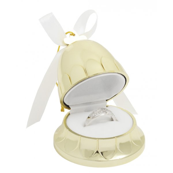Krabička na šperky zvoneček FU-155/Au