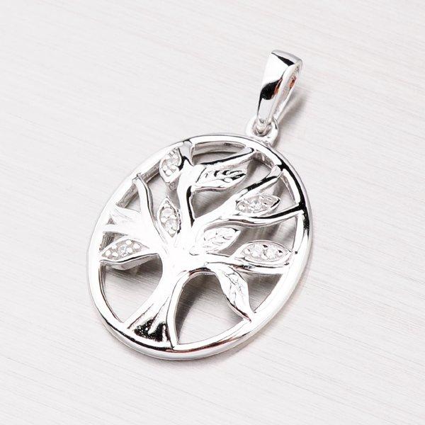 Stříbrný přívěsek - strom PXX16150035