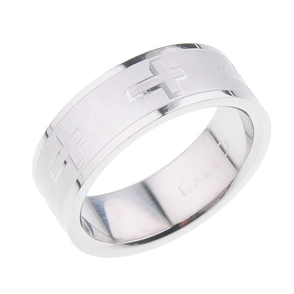 Prsten z oceli 232464