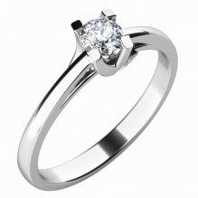 Zásnubní prsten s diamantem ZP-10764D
