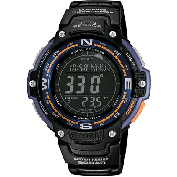 Casio - Collection Sport SGW 100-2B 15041002