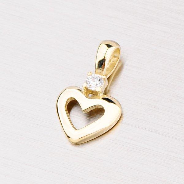 Zlaté srdce DZ1603