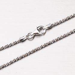 Stříbrný řetízek s rhodiováním CHRS-ROCK-030R-Rh
