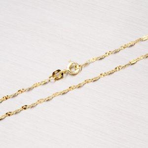 Řetízek ze žlutého zlata 45-1385