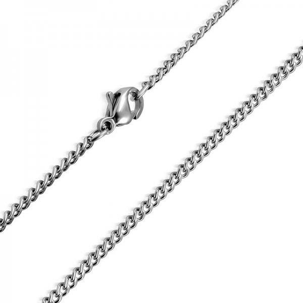 Pánský ocelový řetízek GCMO016