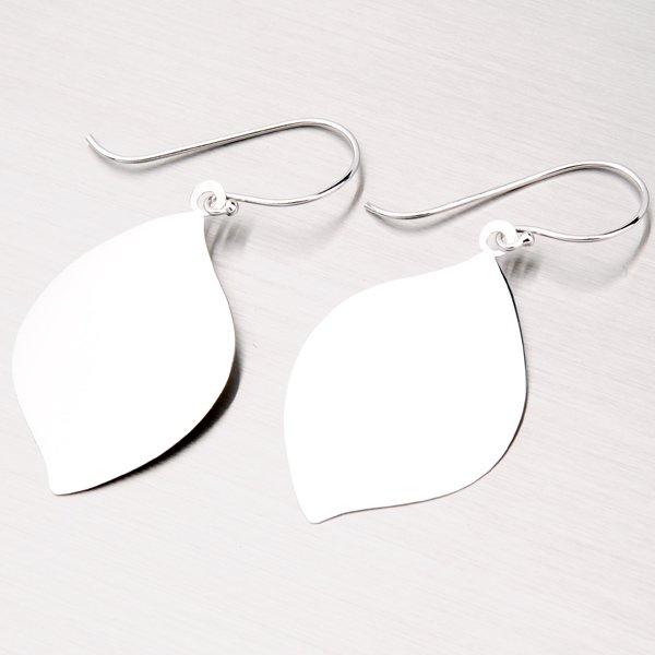 Stříbrné visací náušnice ORA647A