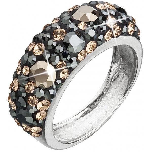 Prsten se Swarovski ELEMENTS 35031.4 - Colorado