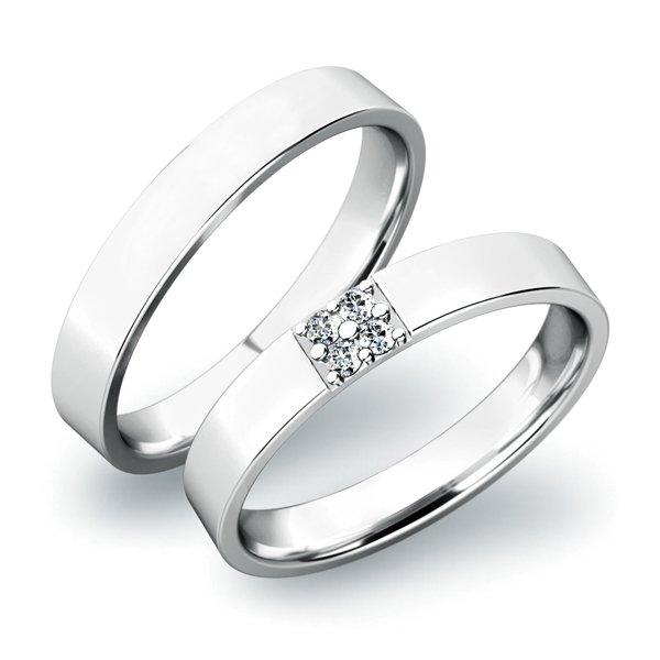 SP-61027 Snubní prsteny SP-61027B