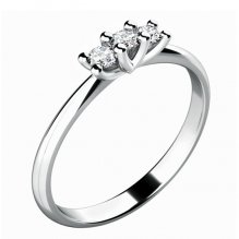 Zásnubní prsten s diamanty ZP-10781D