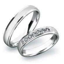 Snubní prsteny SP-61019B