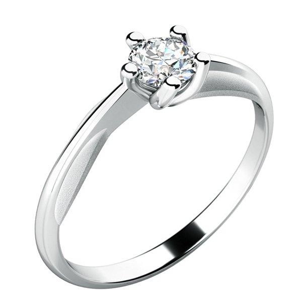 Zásnubní prsten se zirkonem ZP-10785