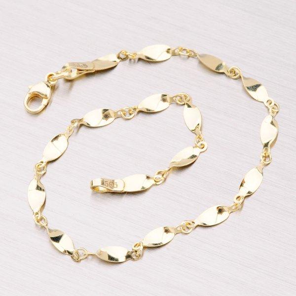 Zlatý náramek 44-1583