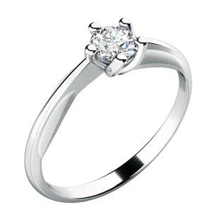 ZP-10785D Zásnubní prsten s diamantem ZP-10785D