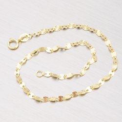Gravírovaný zlatý náramek 44-1573