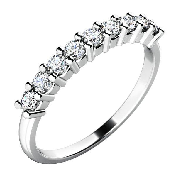 Zásnubní prsten s diamanty ZP-10772D