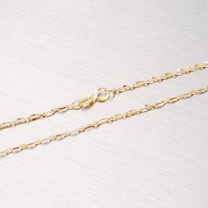 Zlatý řetízek ze žlutého zlata 45-1627