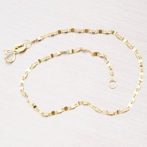 Dámský zlatý náramek 44-1581