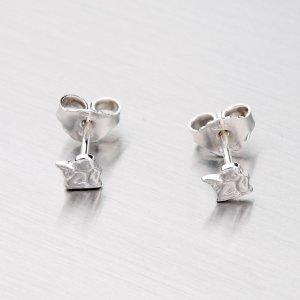Stříbrné náušnice andělíčci M604213