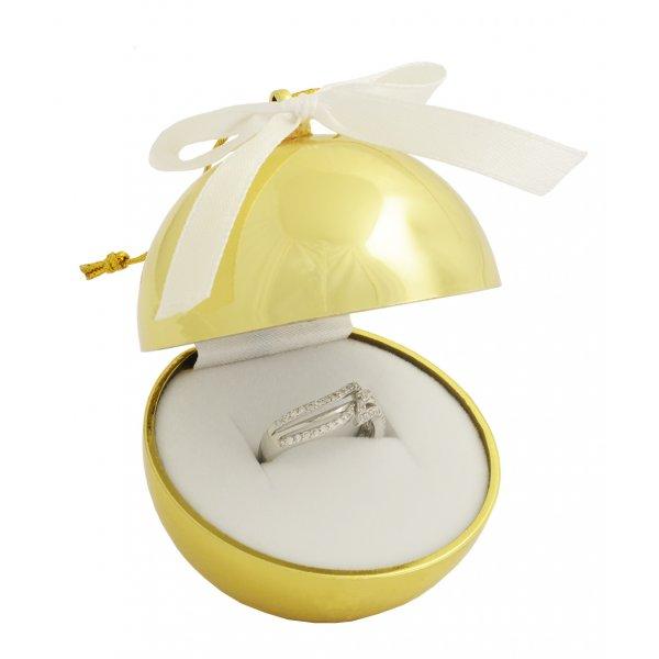 Krabička na šperky koule FU-154/AU