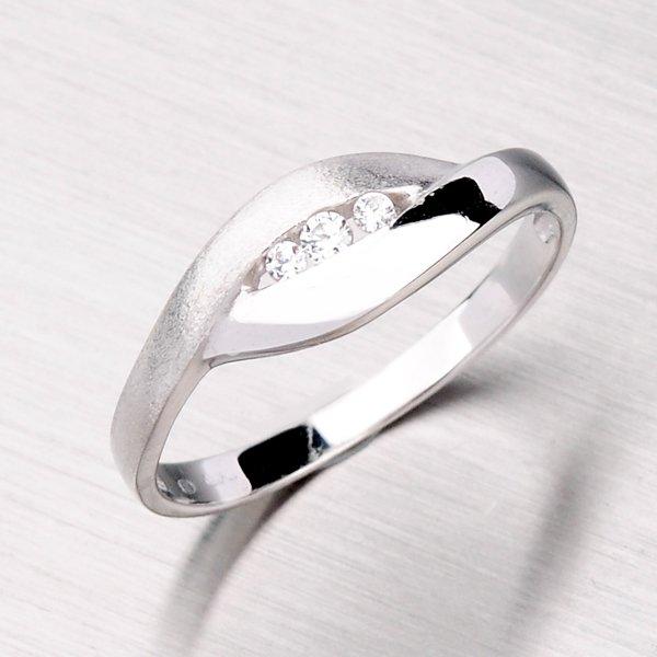 Prsten se zirkony GZ1618B
