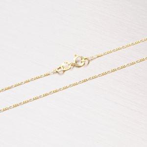 Zlatý řetízek Figaro 45-1055