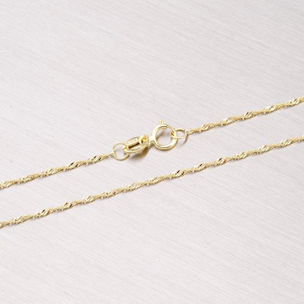 Zlatý řetízek Lambáda 45-1062