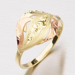 Zlatý prsten 51P-315