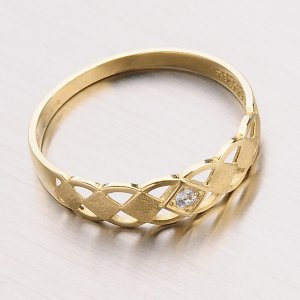 Zlatý prsten GZ1912