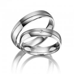 SP-TI-01 Titanové snubní prsteny SP-TI-01