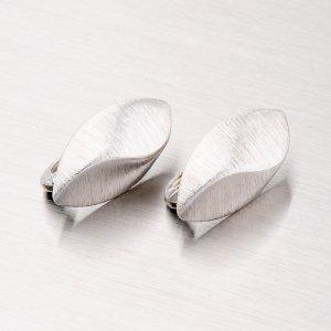 Stříbrné náušnice CSK-283-OKS