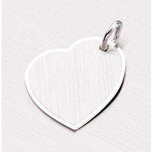 Stříbrné srdce GAB-003-TPZG