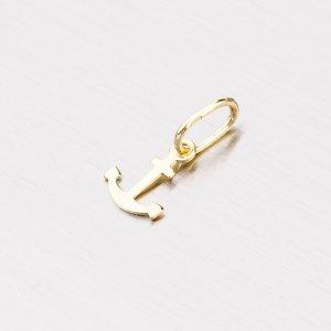 Zlatý přívěsek - kotva 322-0073