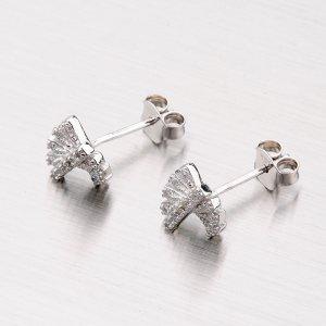 Stříbrné náušnice EXX14160106