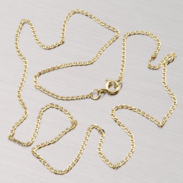 Řetízek ze žlutého zlata 284-0037