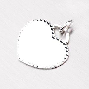 Stříbrné srdce YNG3038